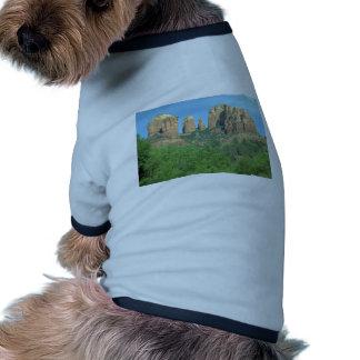 Cathedral Rock near Sedona, Arizona Pet Clothes