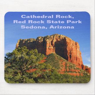 Cathedral Rock, Sedona Arizona Mousepad