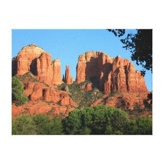 Cathedral Rock | Sedona Arizona National Landmark Canvas Print