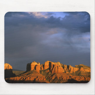 Cathedral Rocks in Sedona Arizona Mouse Pad