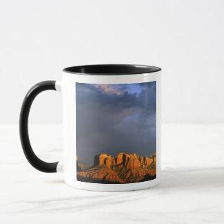 Cathedral Rocks in Sedona Arizona Mug