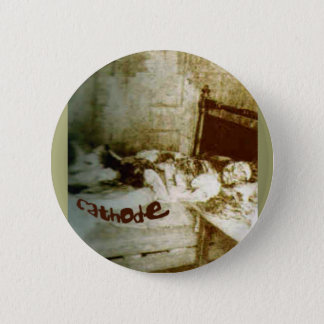 Cathode /Mary Kelly round button
