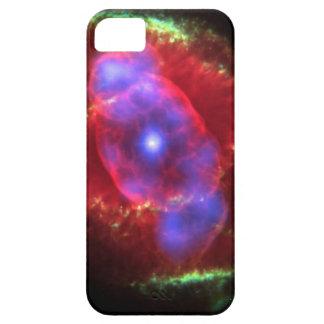 Cat's Eye Nebula glowing iPhone 5 Cover