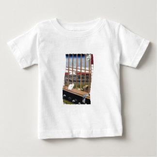 Cat's Eye View Baby T-Shirt
