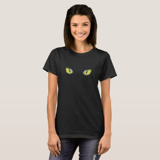 Cats Eyes Yellow T-Shirt