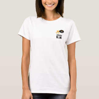 Cats to Stay Army BRAZIL Cat Lovers Sector T-Shirt