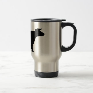 Cattle Symbol Travel Mug