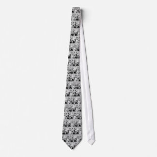 Cattleman's Bar Stockyards Omaha Nebraska Tie