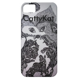 CattyKat iPhone 5 Cover