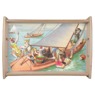 CATWALKS: Silly Sailing - Small Tray