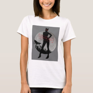 Catwoman Convicted Grey T-Shirt
