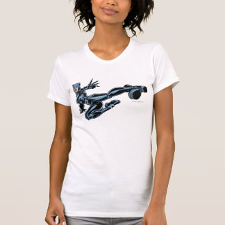 Catwoman kicks T-Shirt