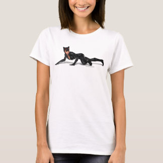 Catwoman Lurking T-Shirt