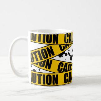 Caution! Coffee Mug