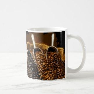 """""""Caution:HOT!"""" mug"""