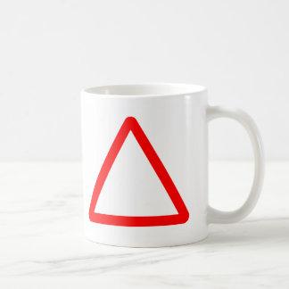 CAUTION - Mug