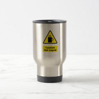 Caution Sign Coffee Mug