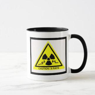 """Caution Xrays"" Mug"