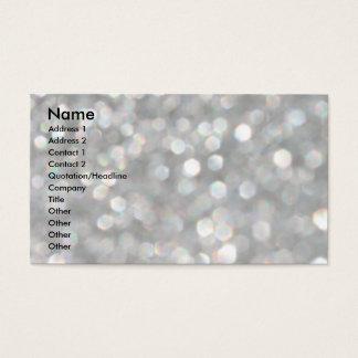 Cavalier King Charles Spaniel - Raven Business Card