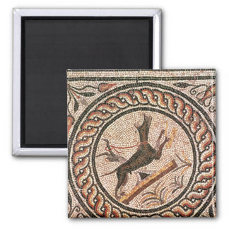Cave Canem  2nd-3rd century Square Magnet