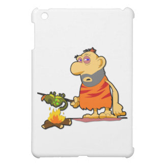 Caveman iPad Case
