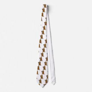 Caveman (plain) tie