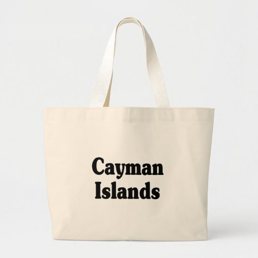 Cayman Islands Classic Style Bags