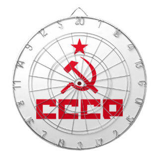 CCCP Dart board