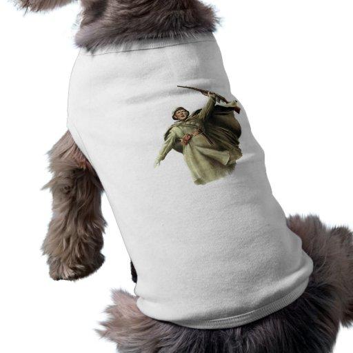 cccp-ussr-Soviet Russia Doggie Tee Shirt