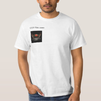CCP film crew producer T Tshirt