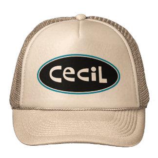 Cecil Cap