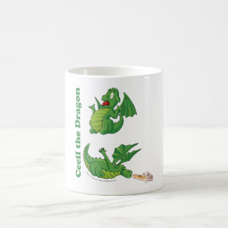 Cecil the Dragon Ceramic Mug