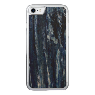 Cedar Tree Bark Negative Photo Carved iPhone 8/7 Case