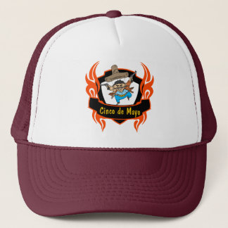 Celebrate Cinco de Mayo T-shirts and Gifts Trucker Hat