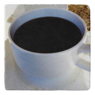 Celebrate coffee trivet
