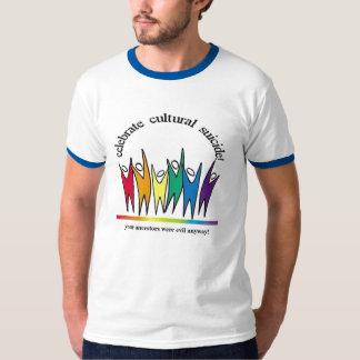 Celebrate Cultural Suicide Shirts
