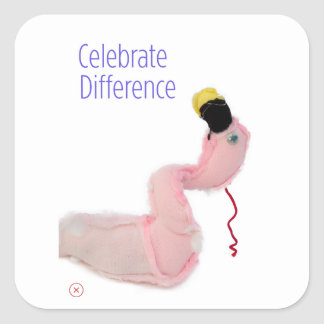 Celebrate Difference with your Stickers