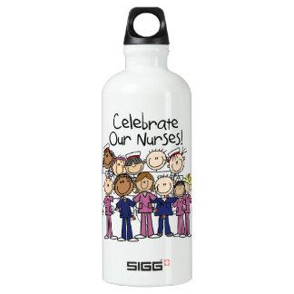 Celebrate Our Nurses SIGG Traveller 0.6L Water Bottle