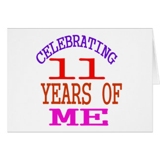 Birthday 11 Years Old Greeting Cards | Zazzle.co.nz