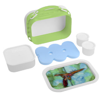Celebrating Pole Fitness Lunch Boxes