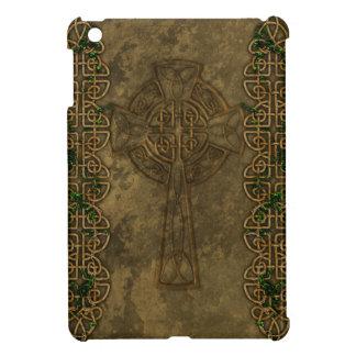 Celtic Cross and Cross Knots iPad Mini Cover
