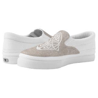 Celtic knot Slip-On shoes