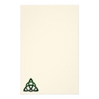Celtic Knot Stationery