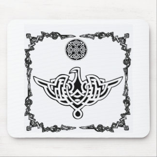 Celtic Phoenix Mouse Pad