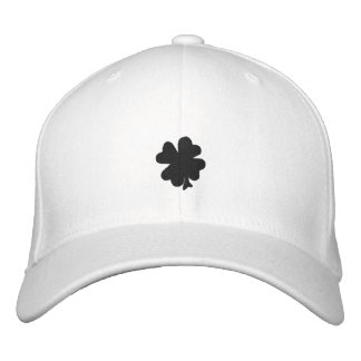 "Celtic Quest ""Original Clover"" FlexFit Hat Embroidered Hat"