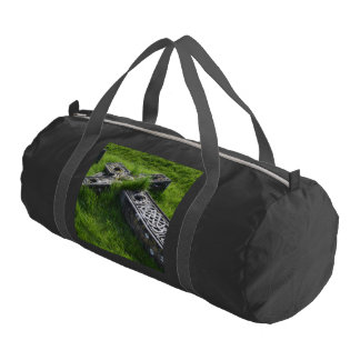 Cemetery at Rock of Cashel Gym Bag