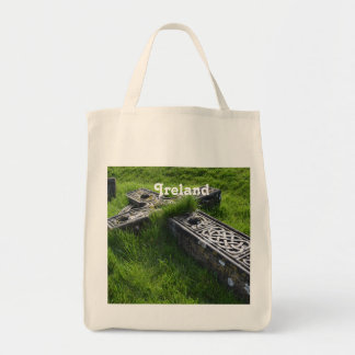 Cemetery at Rock of Cashel Tote Bag