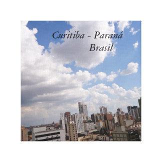 Center of Curitiba - PARAN3A - BRAZIL