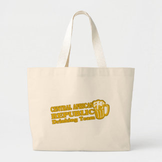 CENTRAL AFRICAN REPUBLIC CANVAS BAGS