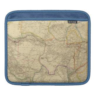 Central Asia 2 iPad Sleeve